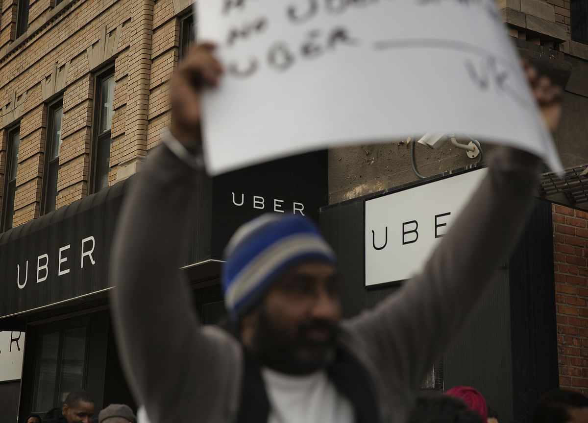 Uber Should Beware the DUD Behind Indian Expansion