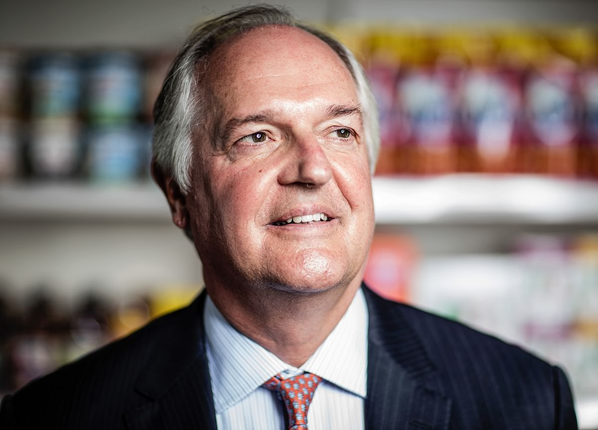Unilever's Former Chief Moves On With Plan to Fix the World