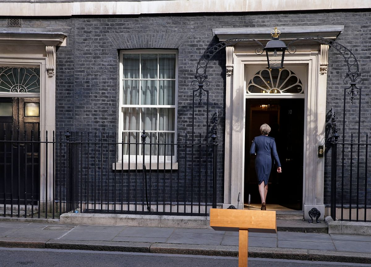 The Downfall of Theresa May, the Prime Minister Broken by Brexit