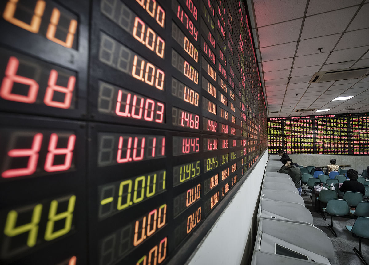 Foreign Investors Cut Holding In 123 Indian Stocks In Second Quarter