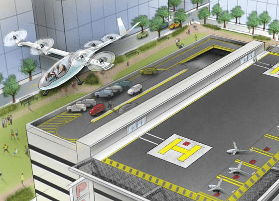 Flying Taxis Will Be More Like Taking the Bus