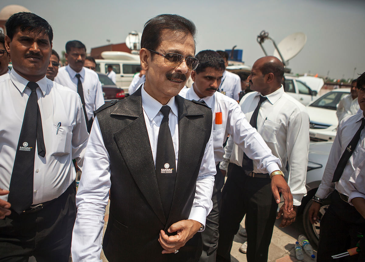 Supreme Court Directs Subrata Roy To Appear Before It On Feb. 28 In SEBI Case