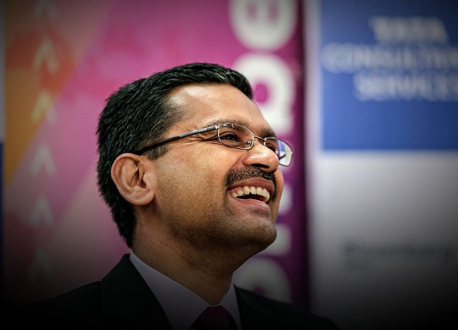 TCS Profit Falls As Expected In January-March
