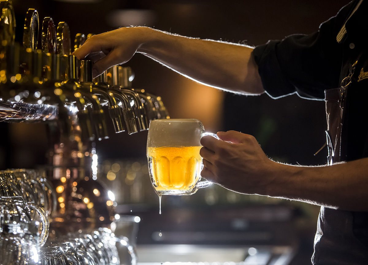 Beer That Tastes Like Beer But Doesn't Get You Buzzed Is Booming