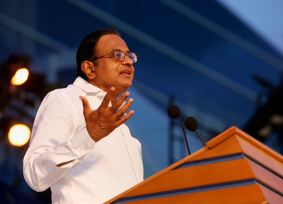 Income Guarantee Scheme Will Be Rolled Out In Phases, Says Chidambaram