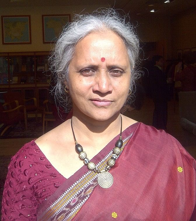 Usha Ramanathan, independent law researcher an advocate at the Supreme Court of India (Source: Usha Ramanathan)