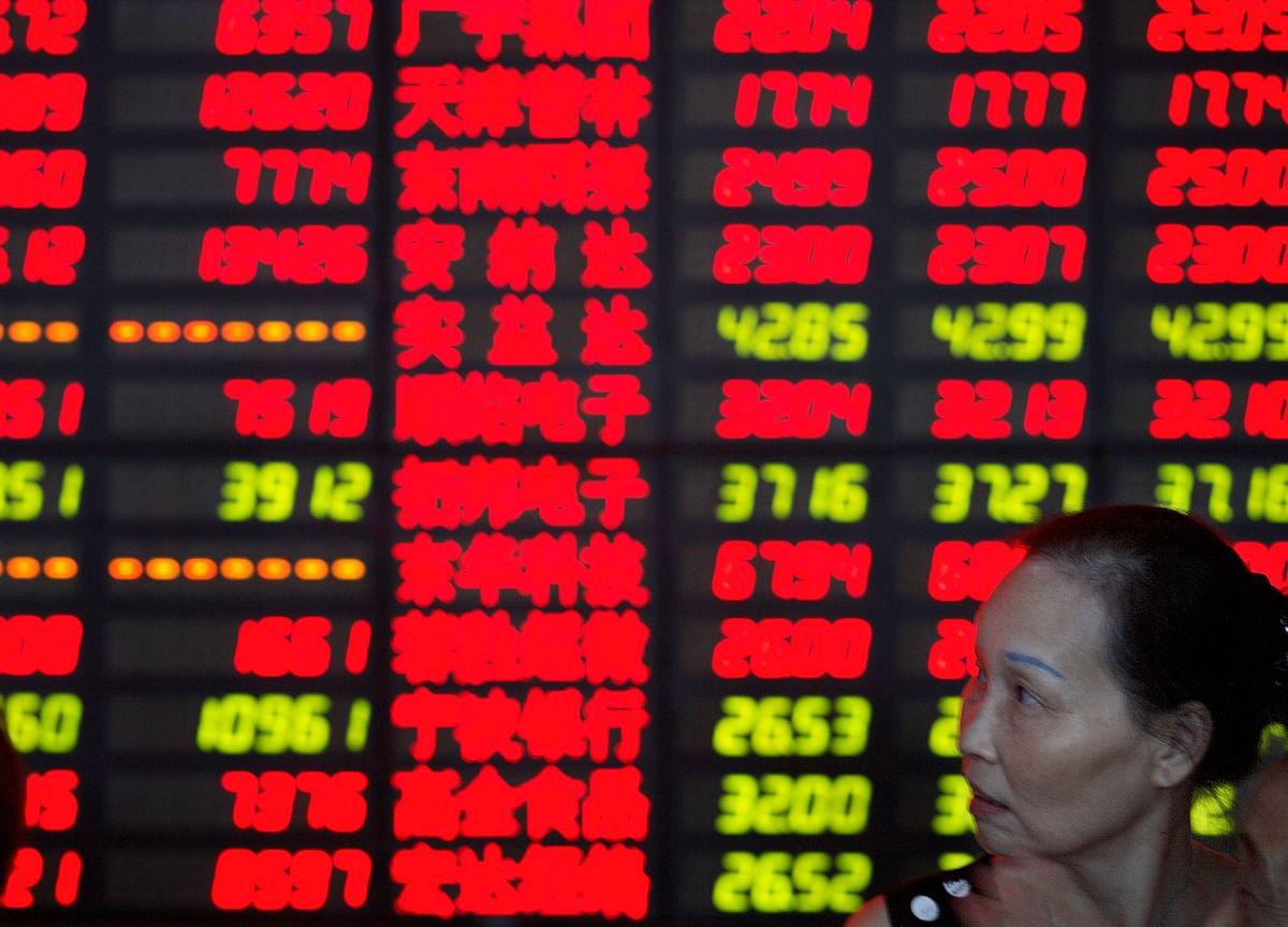 'Tsunami of Risk Aversion'Ripples Through Asian Stock Markets