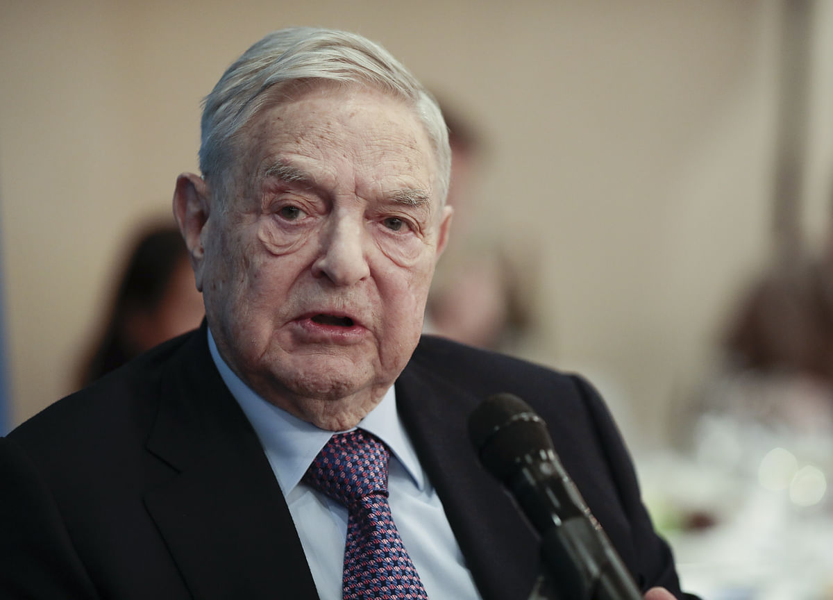 Soros Warns China Uses Algos to Find Threats to One-Party Rule