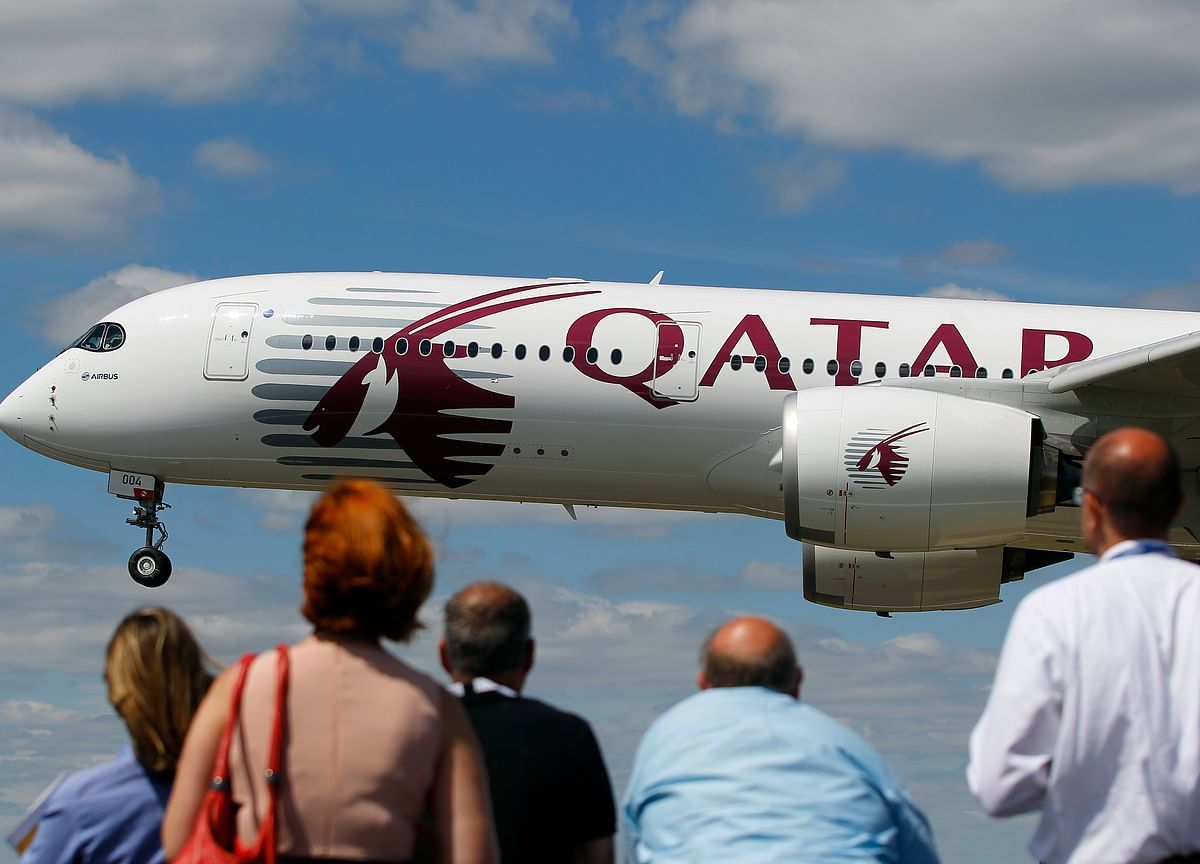 Why Qatar Air's Keen To Take Off On A Bumpy, Turbulent Ride To India