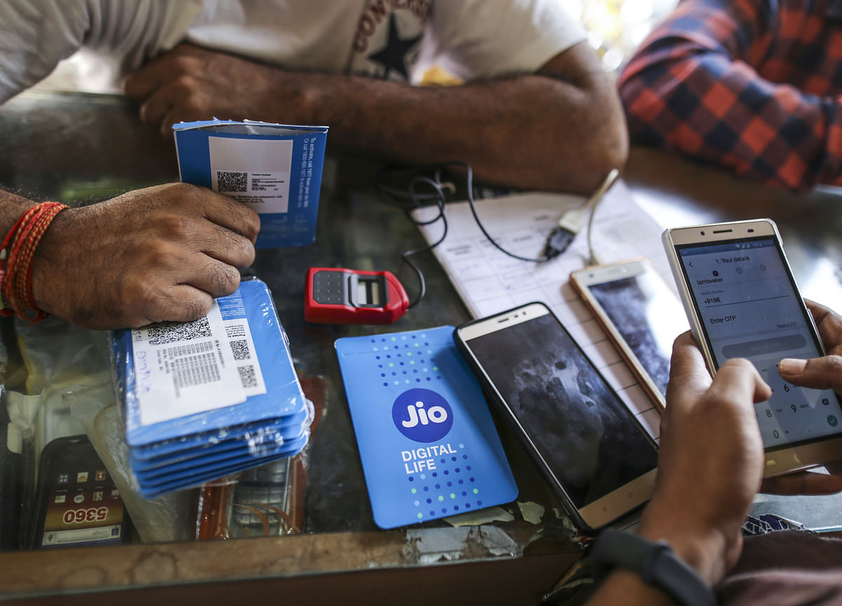 Reliance Jio Unveils '2020 Happy New Year Offer'