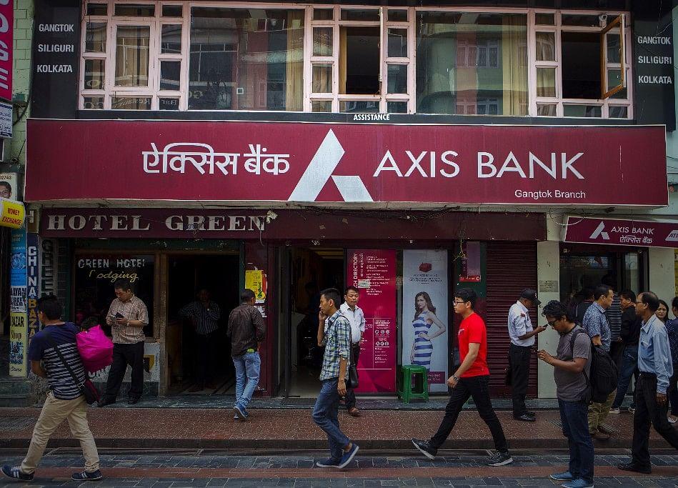 Facing Margin Pressure, Axis Bank Ups Loan Rates By 5 Basis Points