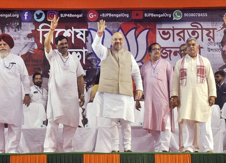 Election Results Fallout: West Bengal MLAs, Several Councillors Join BJP