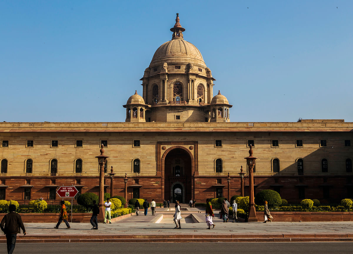India's Fiscal Deficit At 52% Of FY20 Target In May