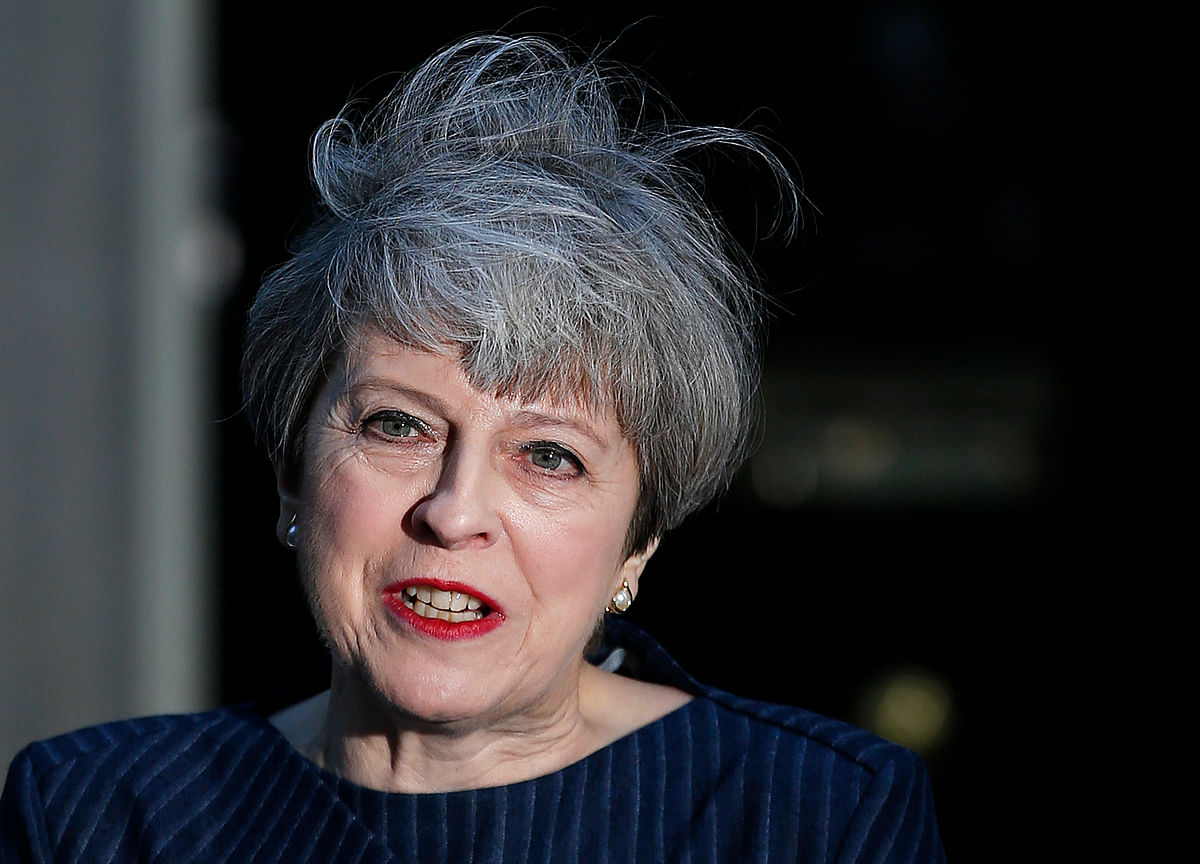 May Gambles Running Down Brexit Clock Will Focus Political Minds