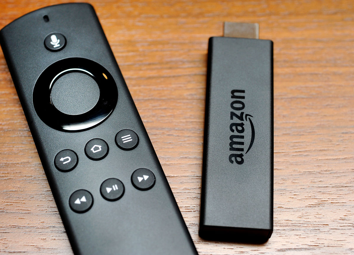 Amazon to Make Fire TV Sticks in First India Manufacturing Push