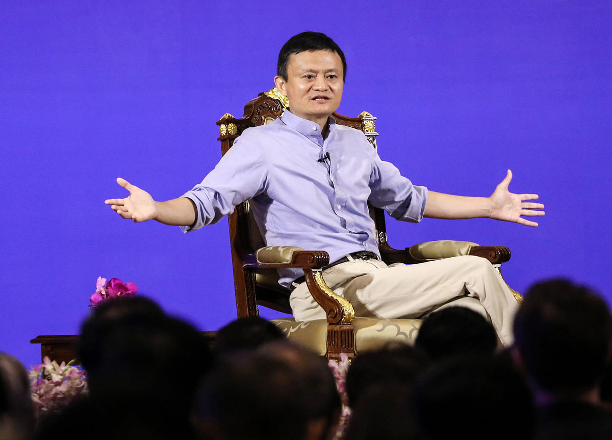 Jack Ma's Fortune Jumps $2 Billion After Record Alibaba Fine