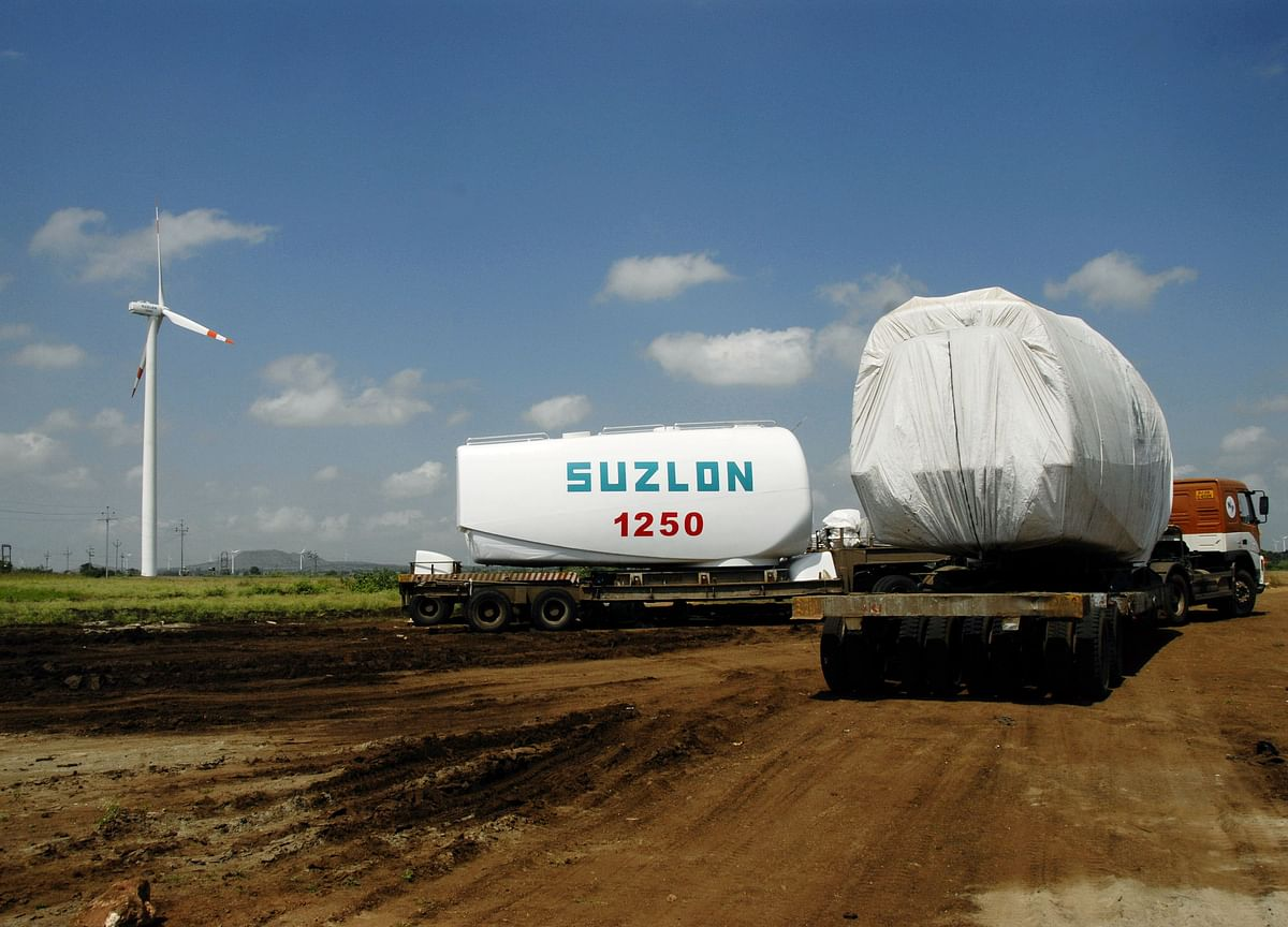 Suzlon to Offer India Banks 68% Haircut on Debt Recast Deal