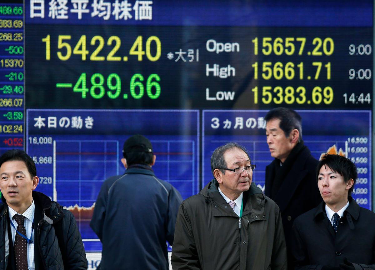 U.S. Stocks Surge in Best Rally Since March 2009: Markets Wrap