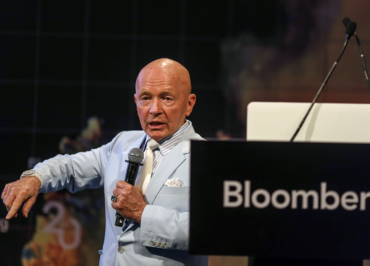 Mark Mobius Says Fear of What Saudis Might Do Next Will Deter Investors