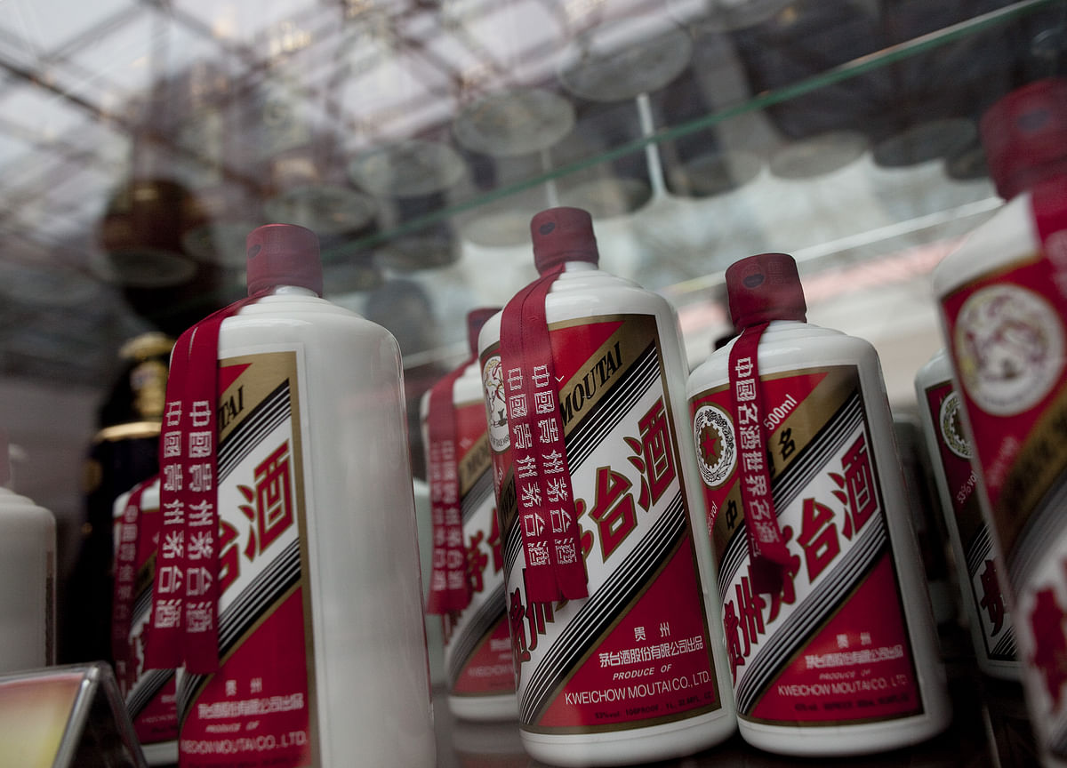 Kweichow Moutai to Raise Its Average Liquor Price by 18%