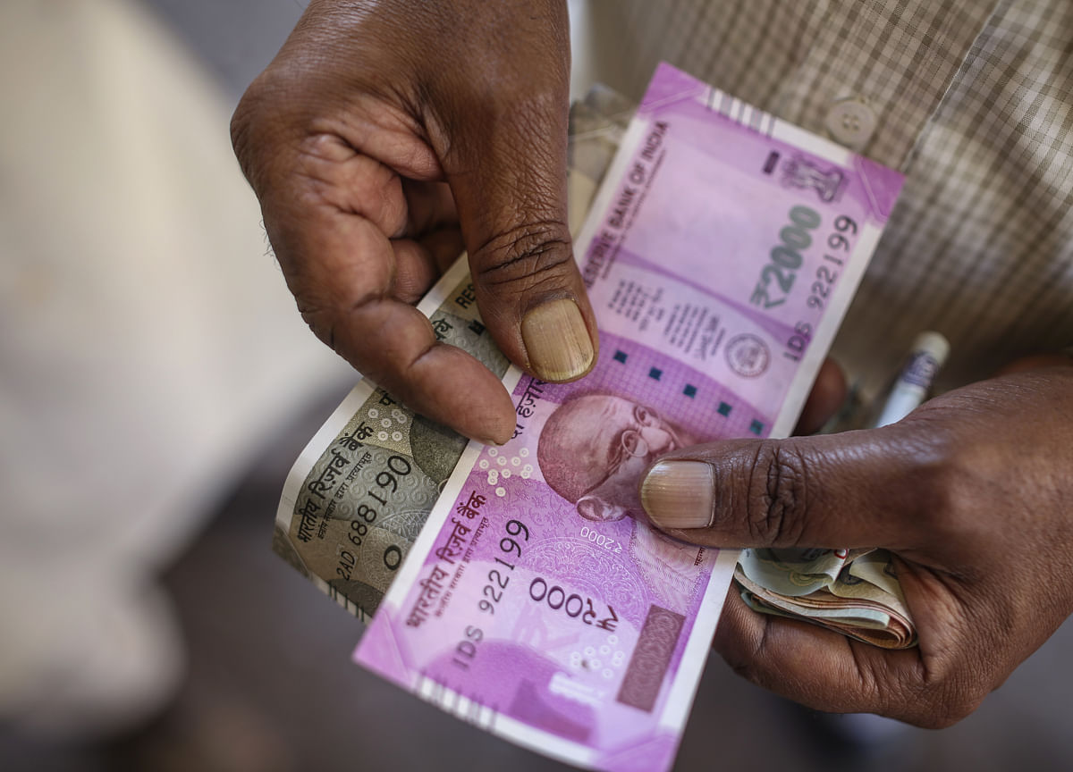 Rupee Ends At Over Two-Month Low Of 70.52 Per Dollar On Foreign Fund Outflows