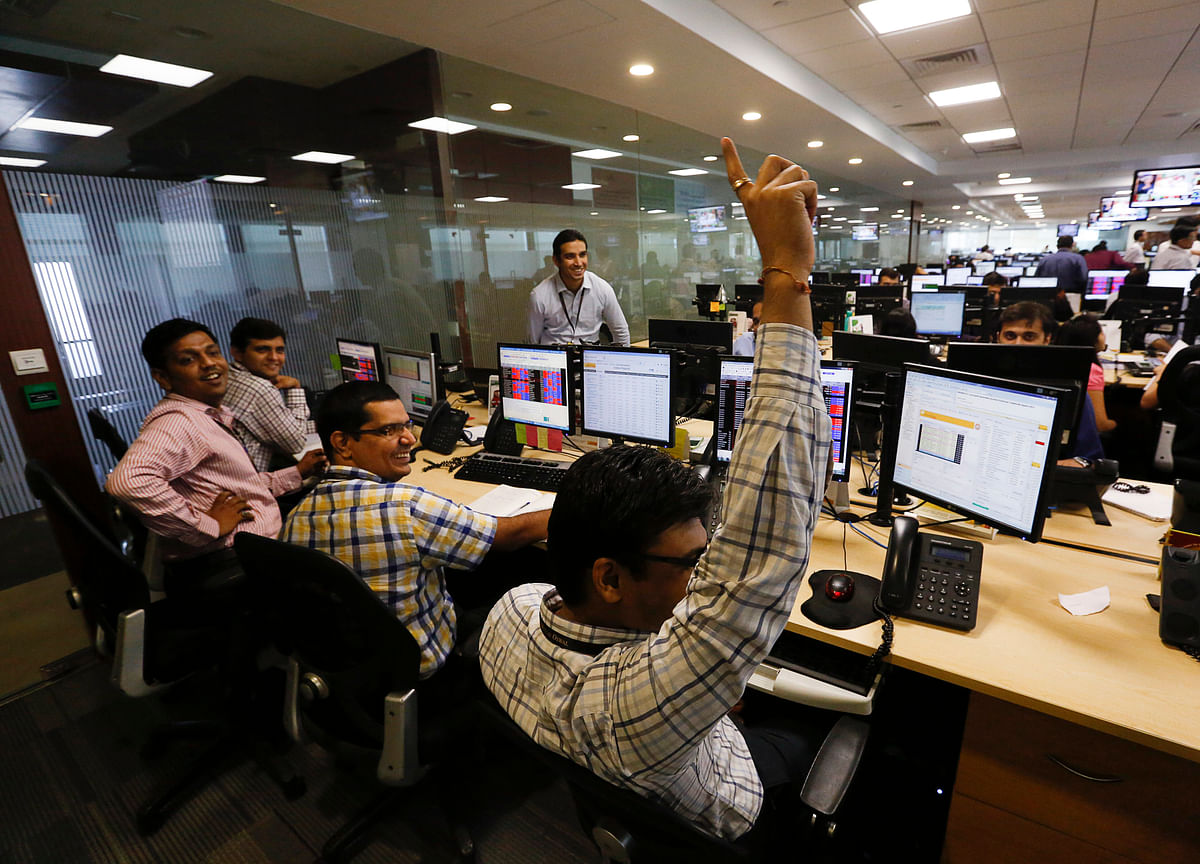 Nifty Posts Best Gain In Six Weeks; Cement Makers Jump