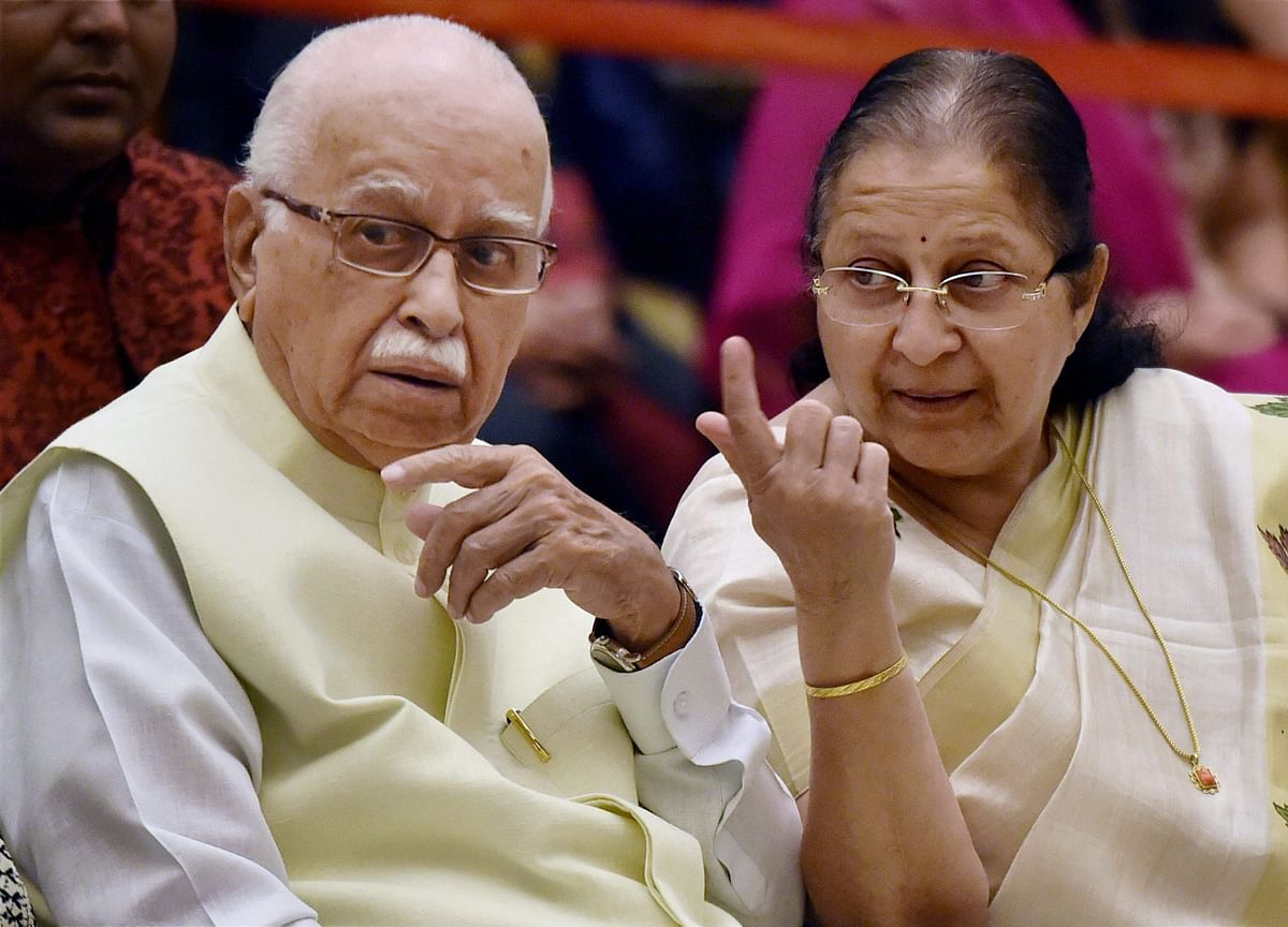 BJP Never Regarded Those Who Disagree With It As 'Anti-National', Says LK Advani