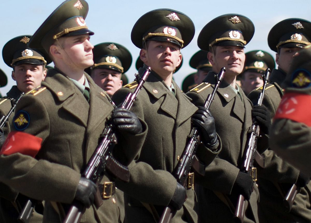 Russia to Stage Biggest Military Exercises Since Cold War