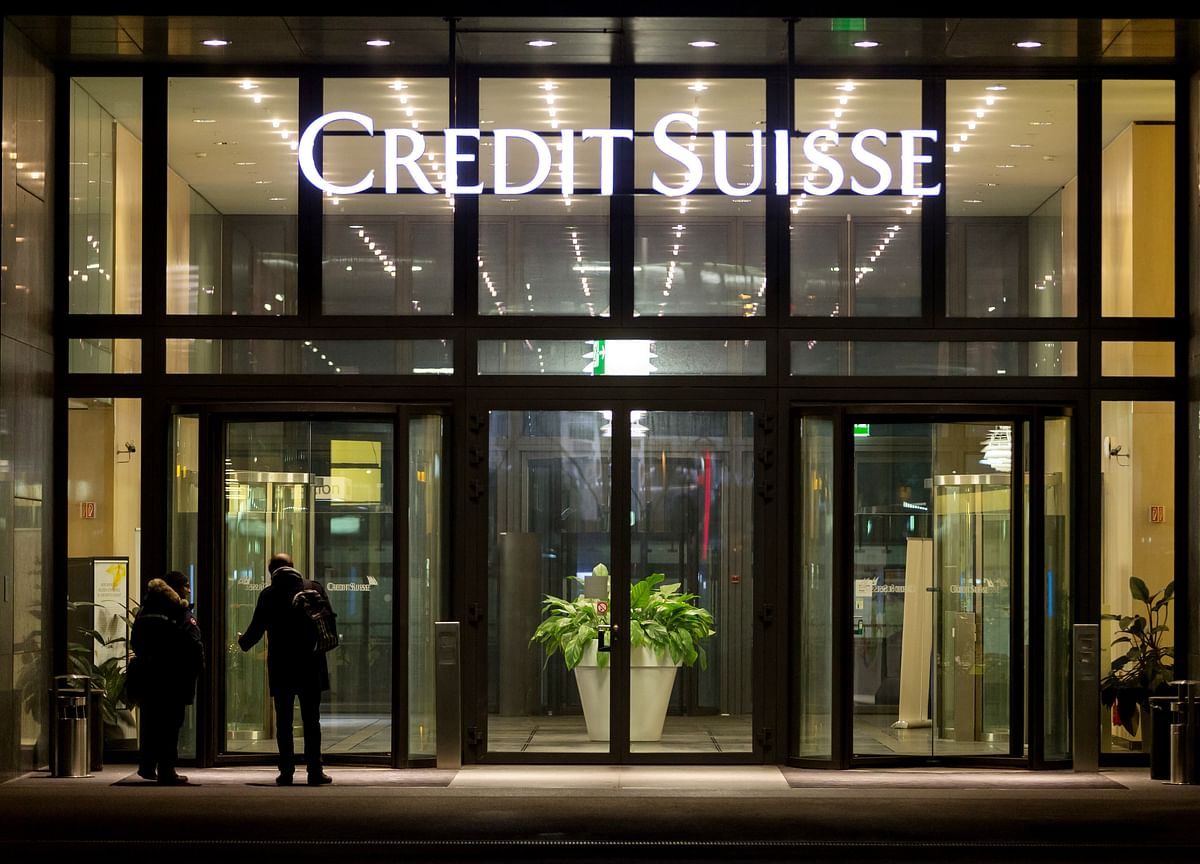 Credit Suisse Joins BofA in Warning Over Tech Crowding Risk