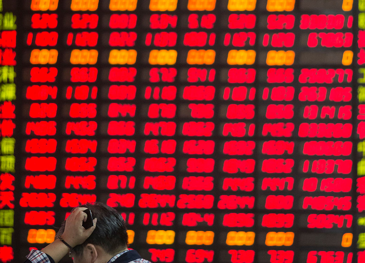 China Urges Investor Calm While Stopping Short of Market Rescue