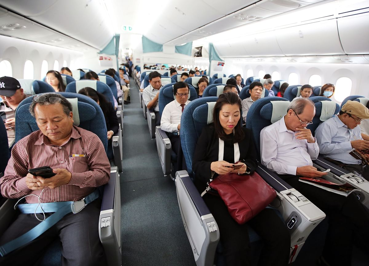 Covid-19 Makes Flying Business Class Feel More Like Economy