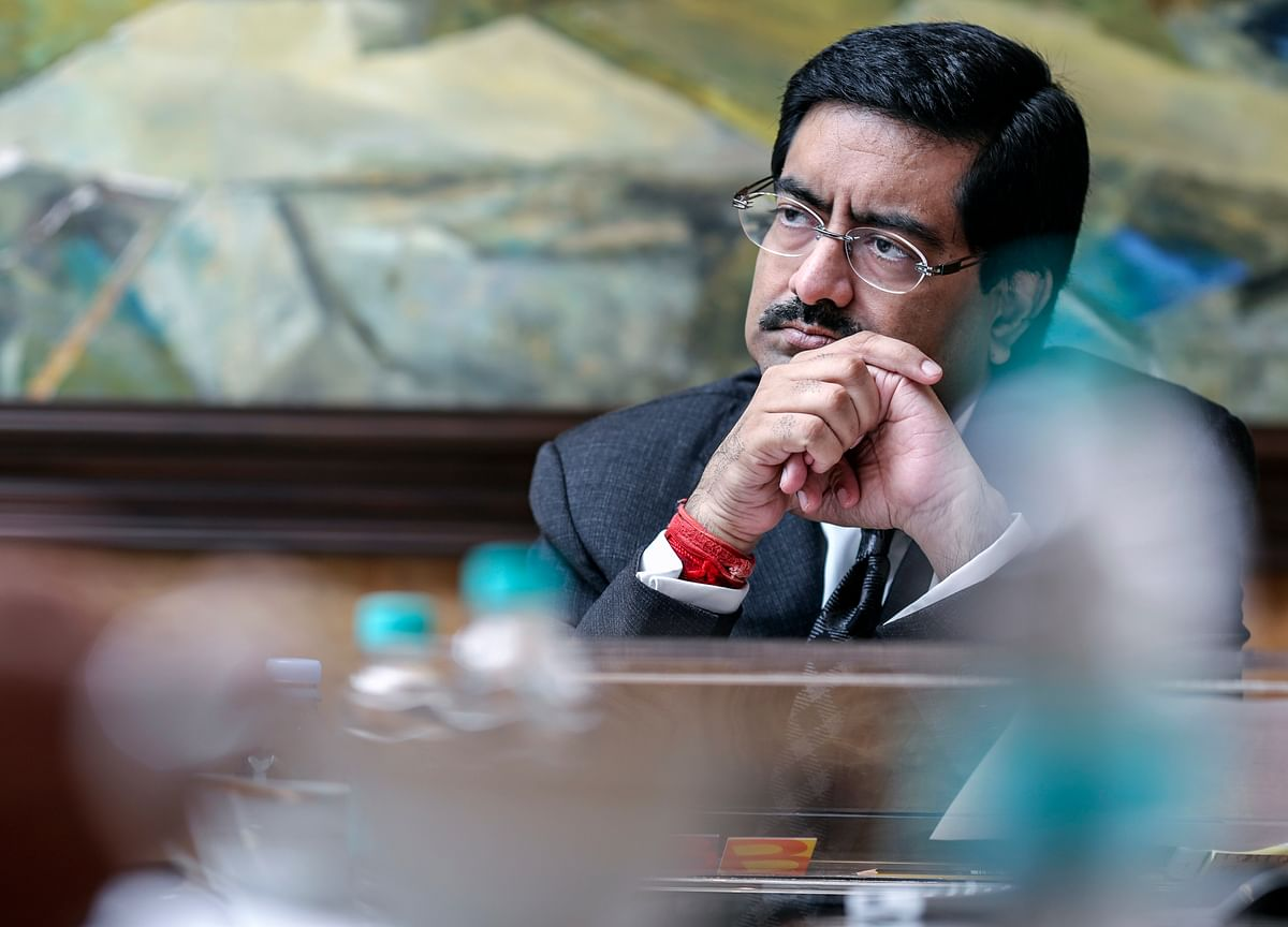 Birla To Head Merged Idea-Vodafone As Non-Executive Chairman