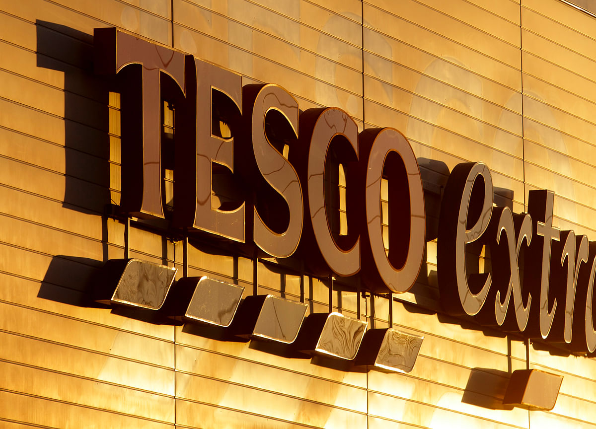 Tesco Finally Says It's in Talks to Stockpile Goods for Brexit