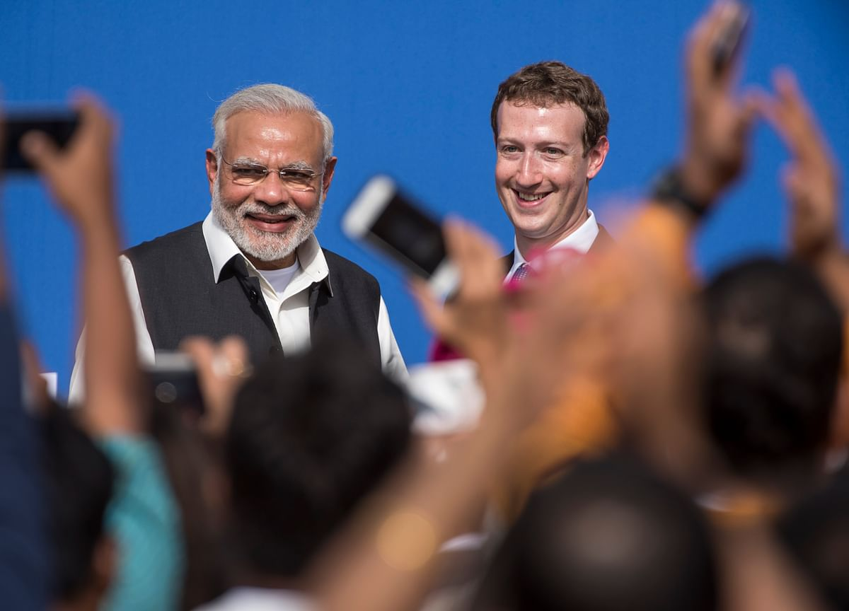 Facebook Blocks #ResignModi Posts for Hours as India Crisis Grows