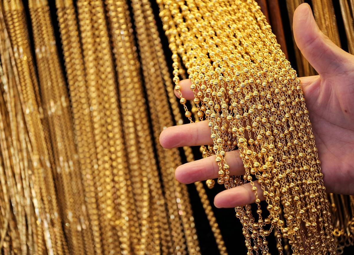 BlackRock Sees Gold Ending Year Higher on Fed's Dovish Pivot