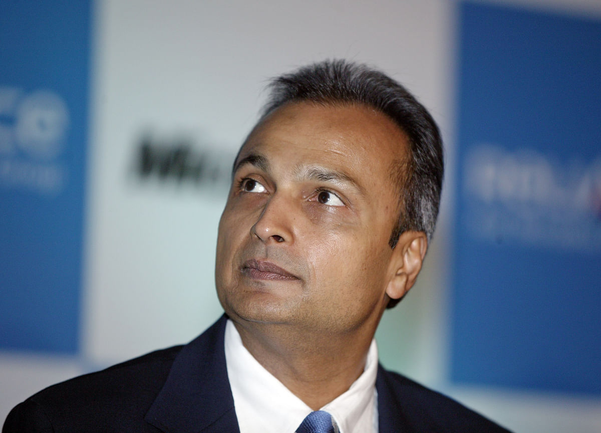 Anil Ambani Group Loses A Third Of Its Market Cap In Five Days