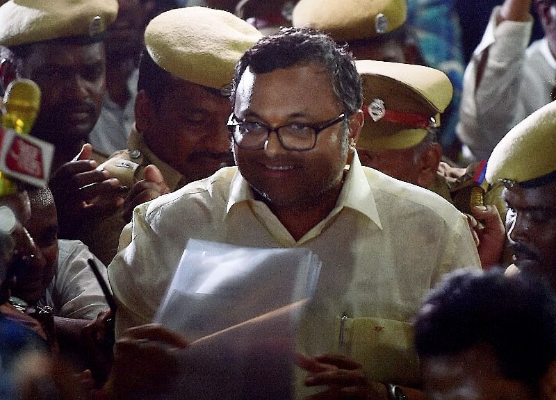 Karti Chidambaram Gets Reprieve From Delhi High Court