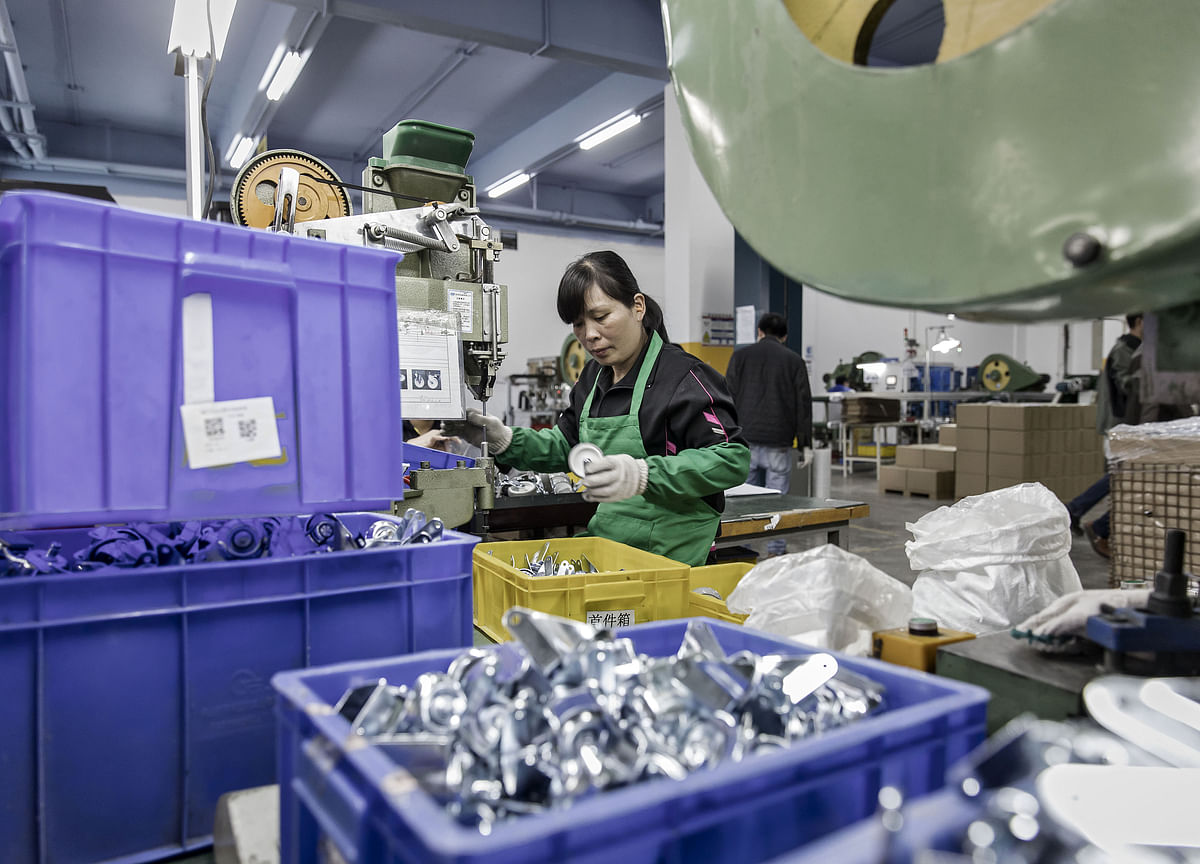 China's Weak Factory Report Shows Need for Lasting Trade Truce