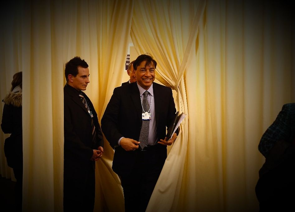 Lakshmi Mittal Helps Brother Pramod Pay Dues To State Trading Corporation