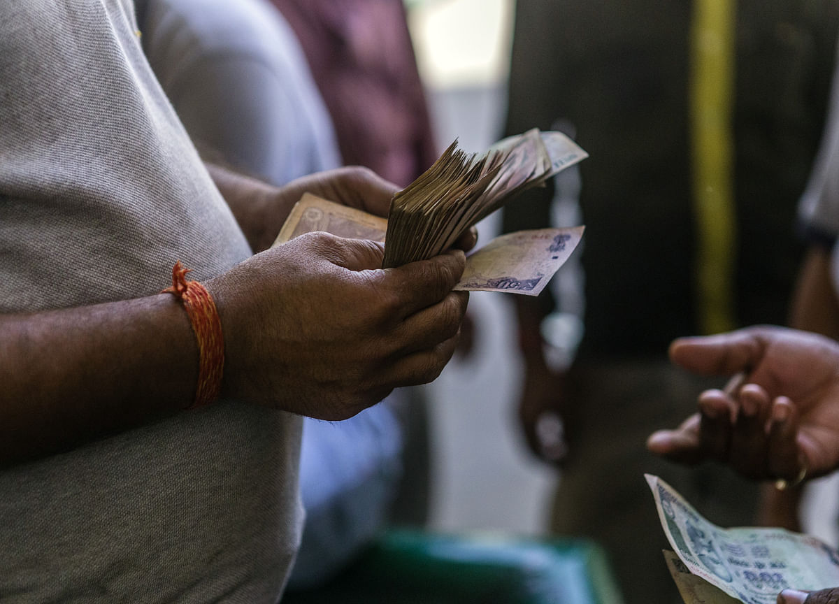 Rupee Records Biggest Gain In Two Months After Exit Poll Results