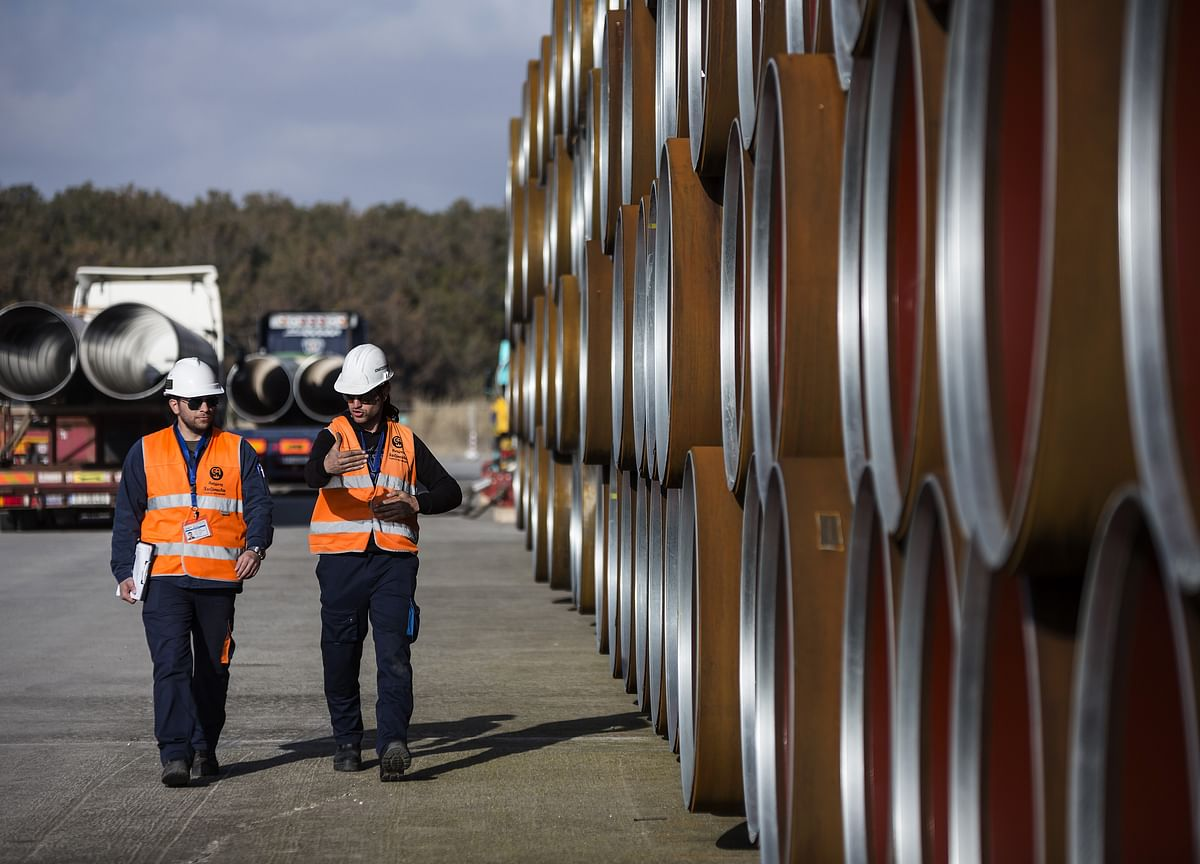 U.S. Concedes Defeat on Nord Stream 2 Project, Officials Say