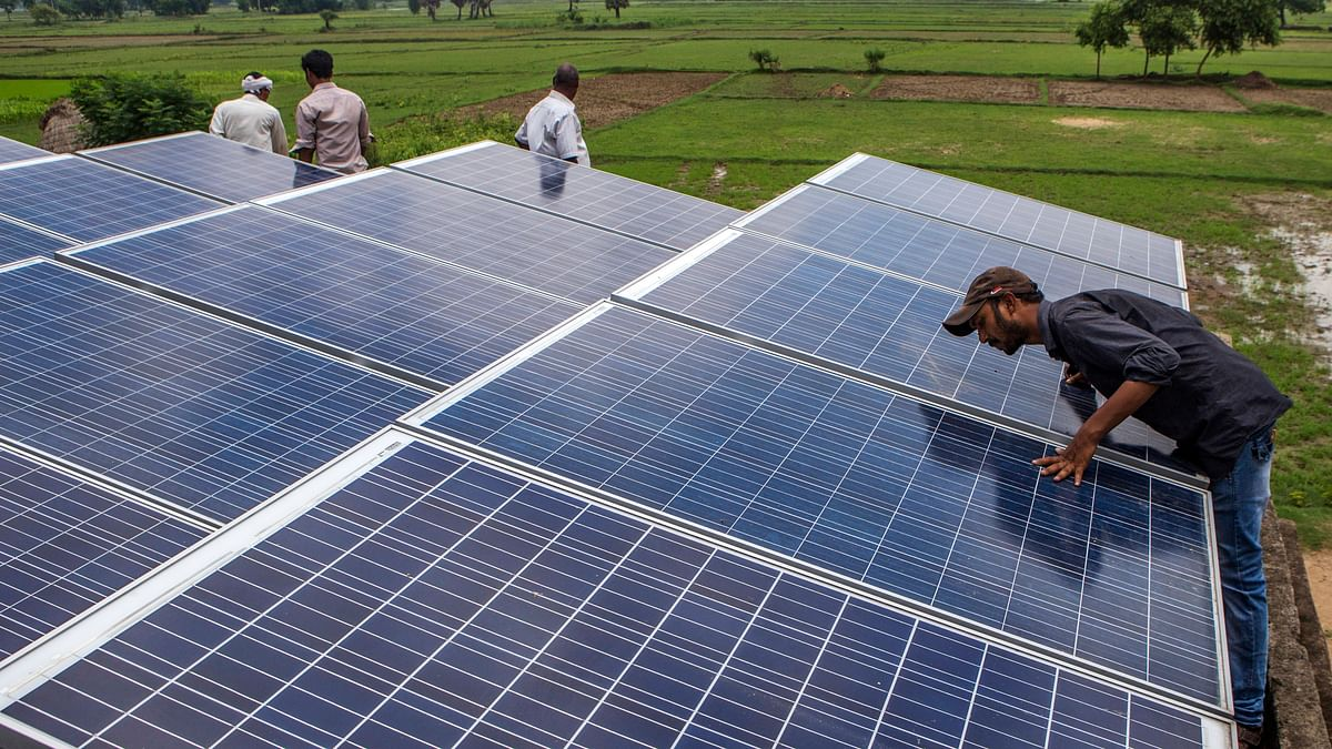 Chinese Vendors Give Indian Solar Farms A New Headache