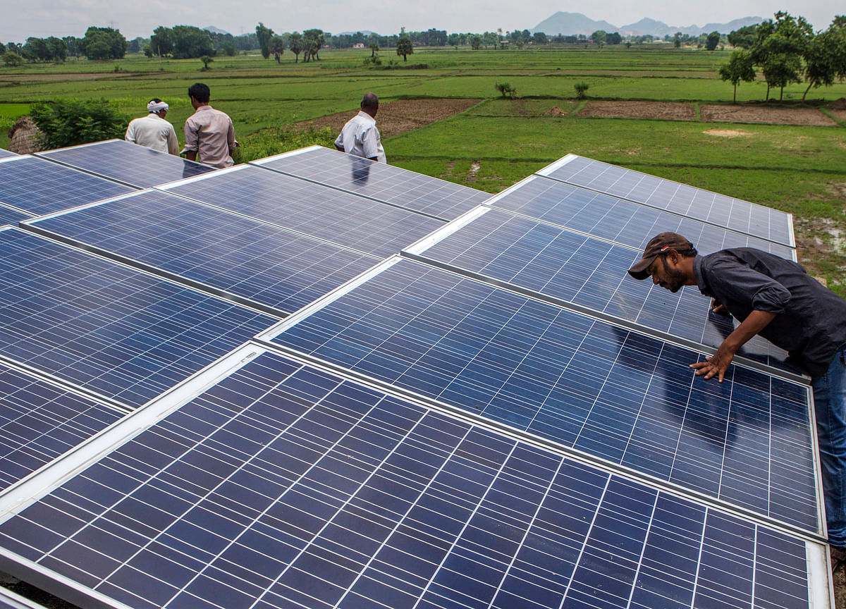 Chinese Vendors Give Indian Solar Farms A New Headache During Pandemic