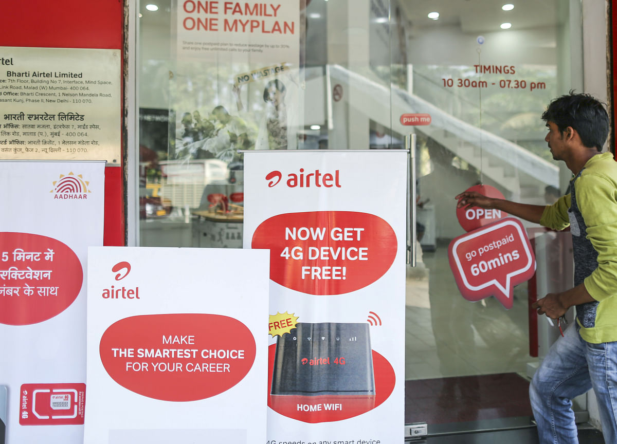 Bharti Telecom Stake In Airtel Comes Down To 41.24%