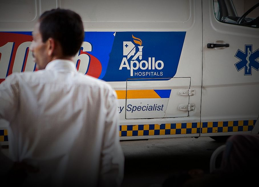 Apollo Hospitals To Slash Pledged Shareholding By Half, Says Group CFO