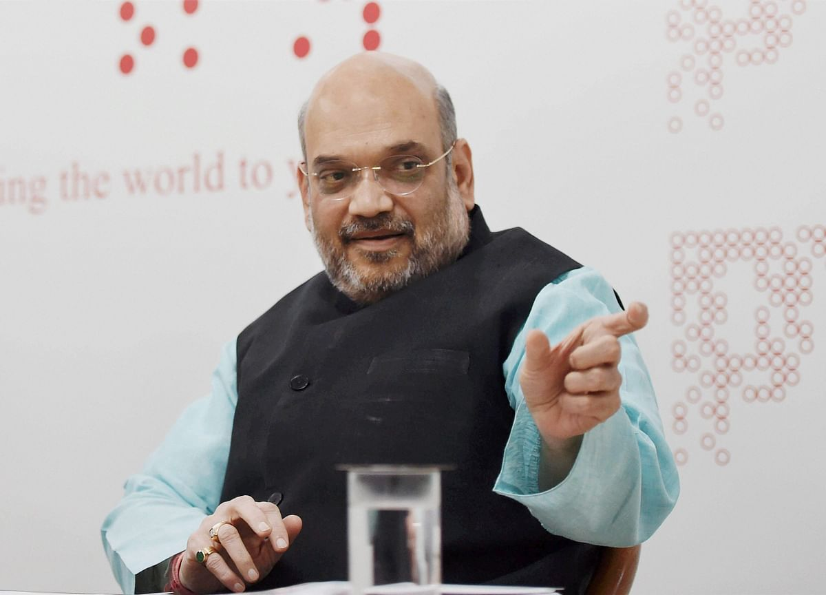 Amit Shah Pitches For A Common Language, Says Hindi Can Unite Country