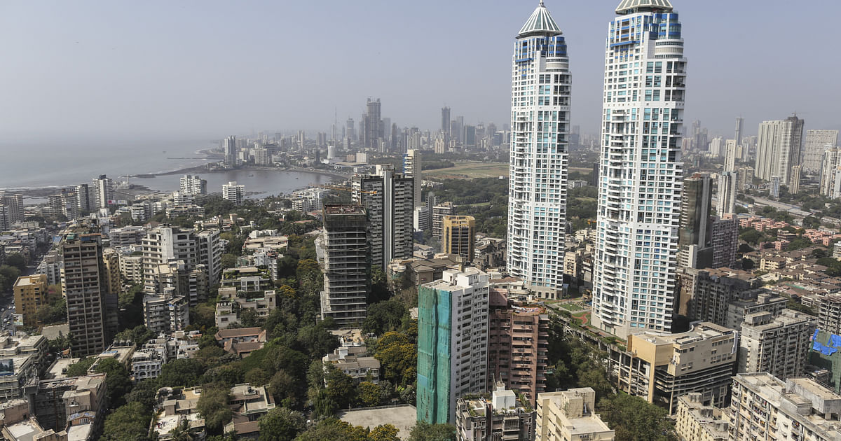 India's Biggest Builder Makes Another Attempt at Selling Shares - BloombergQuint