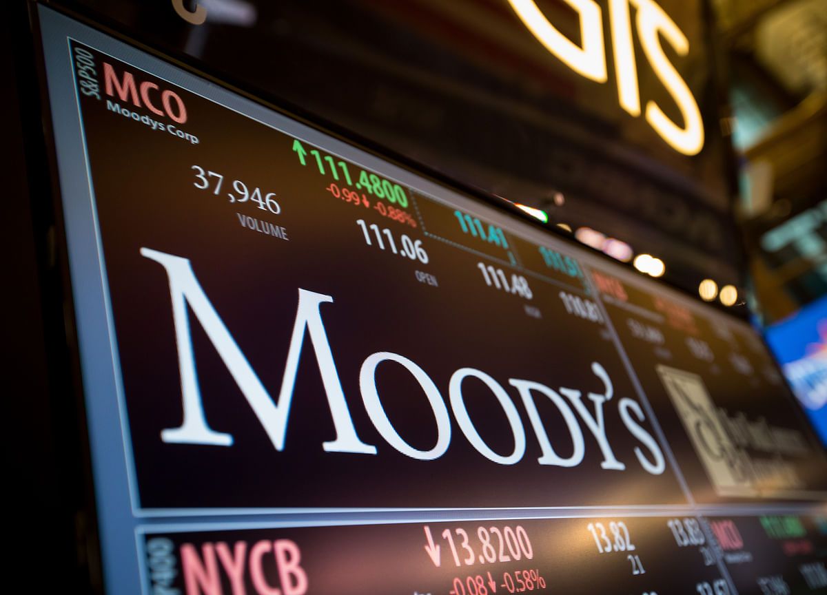 Moody's India Unit CEO Put on Leave Amid Credit Rating Probe