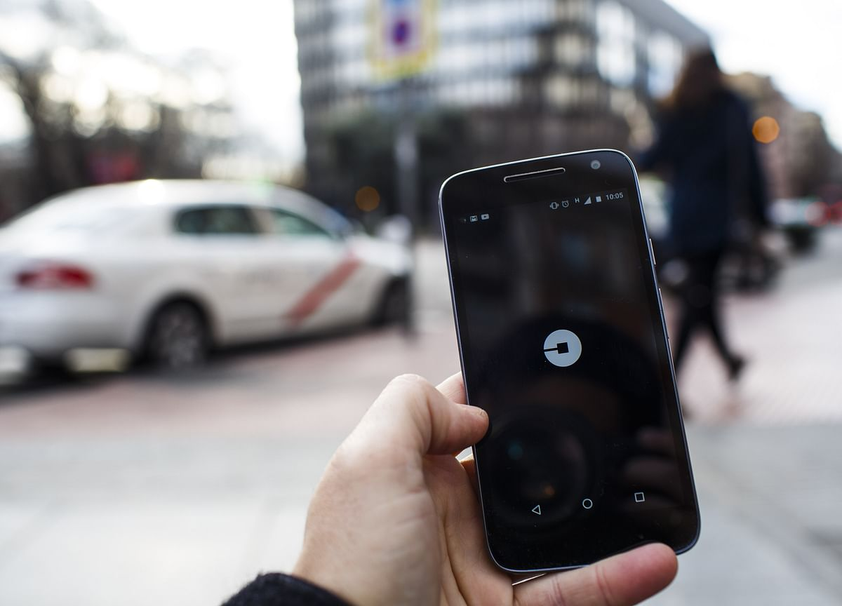 Uber Test Lets Some California Drivers Set Their Own Fares