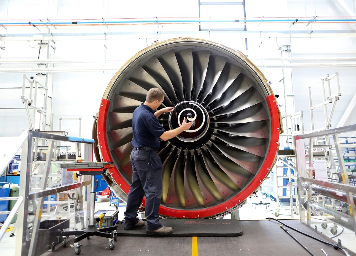 TCS To Help Rolls-Royce In Digital Transformation